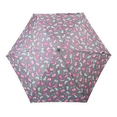 Зонт женский облегченный механический H.Due.O HDUE-160-4