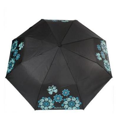 Зонт женский облегченный компактный полуавтомат H.Due.O HDUE-261-3