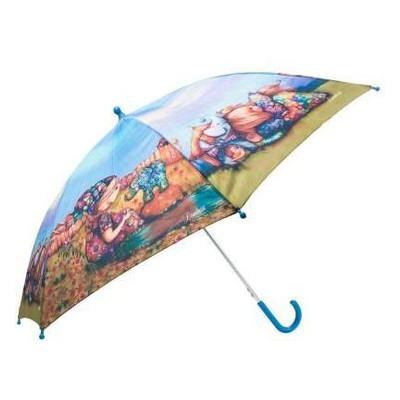 Зонт-трость детский полуавтомат Lamberti ZL71661-58
