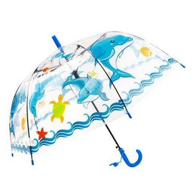 Зонт-трость детский полуавтомат Torm ZT14807-1
