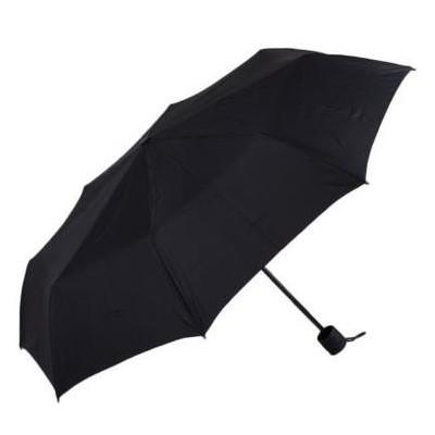 Зонт мужской компактный механический Fulton FULG839-Black