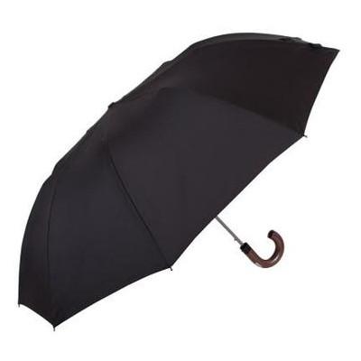 Зонт мужской полуавтомат Fulton FULG512-Black