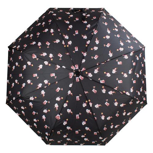 Зонт женский механический Fulton FULL354-Greedy-piggy