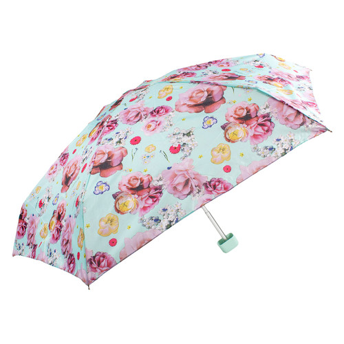 Зонт женский механический Fulton FULL501-paper-roses