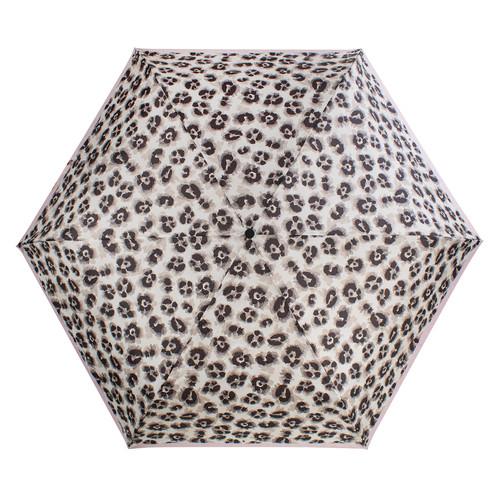 Зонт женский механический Fulton FULL902-Leopard-border