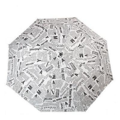 Зонт женский полуавтомат Doppler DOP730165G-white