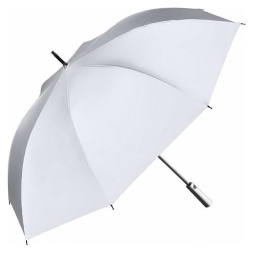 Зонт трость полуавтомат с отражающим эффектом Fare 7471
