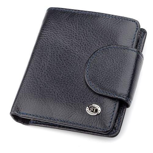 Женский кошелек ST Leather Accessories 1837 Синий