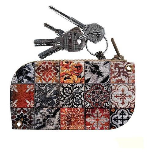 Ключница DevayS Maker DM 01 Восточная мозаика коричневая (10-01-462)