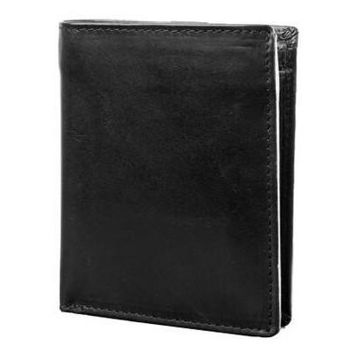 Кошелек мужской кожаный Smithcanova FUL-92402-black