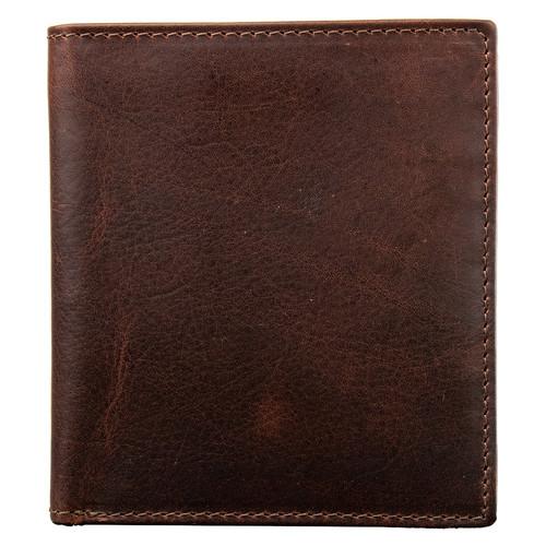 Кошелек мужской кожаный Smithcanova FUL-92410-brown