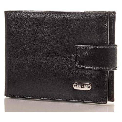 Мужской кожаный кошелек Canpellini SHI1410-2