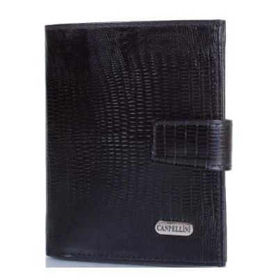 Мужской кожаный кошелек Canpellini SHI1102-8