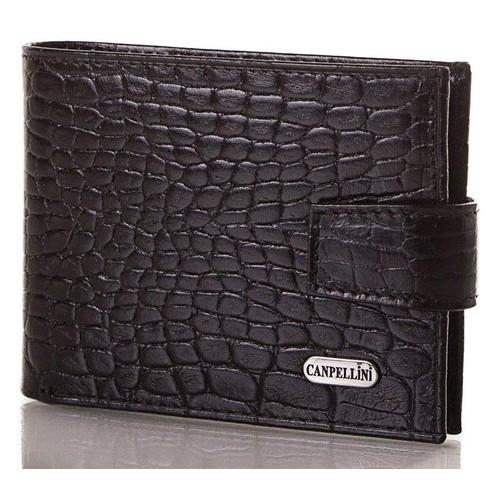 Мужской кожаный кошелек Canpellini SHI1408