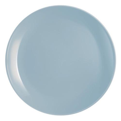 Тарелка Luminarc Diwali Light Blue P2015 6 шт