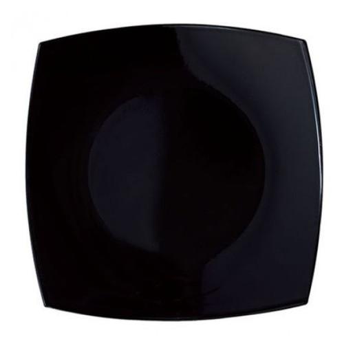 Тарелка Luminarc Quadrato Black J0591 6 шт