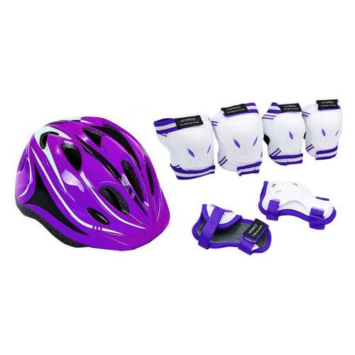 Комплект защиты детский Hypro SK-5967 фиолетовый