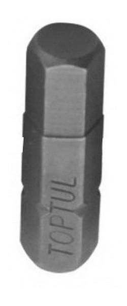 Бита Toptul FSDA0804 1/4'' 25 мм Hex 4 мм