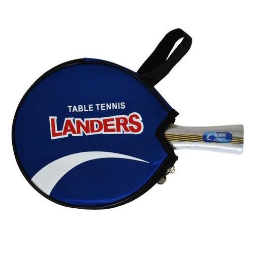 Ракетка для настольного тенниса Landers 2 Star в чехле (СН 054-02)
