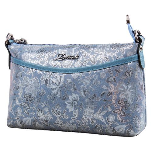 Женская кожаная сумка Desisan SHI3033-225