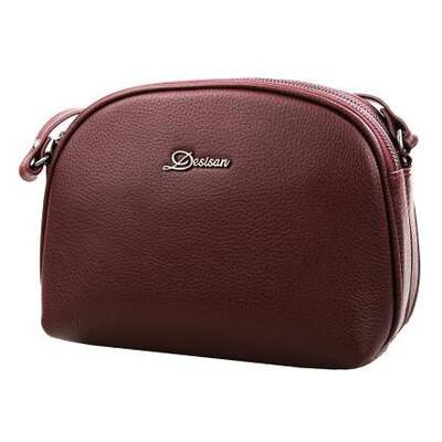 Женская кожаная сумка Desisan SHI3136-339