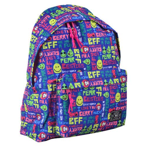 Рюкзак молодежный Yes ST-17 Crazy DFF