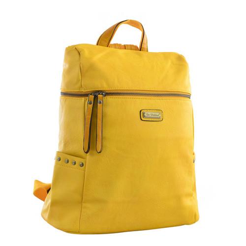 Рюкзак молодежный Yes YW-23 Желтый (555864)