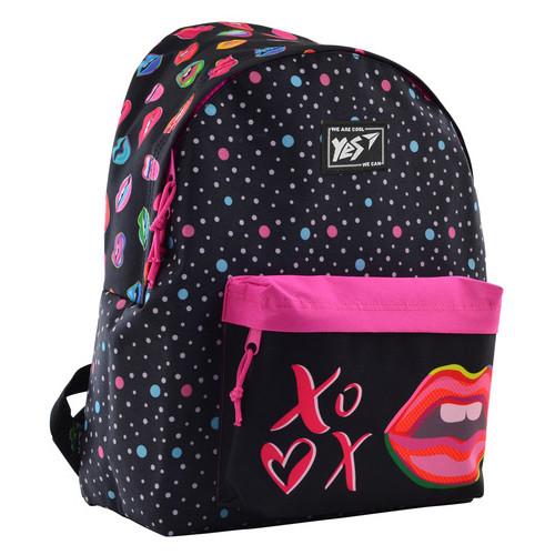 Рюкзак молодежный Yes ST-17 Pink Kiss Turnowsky (556617)