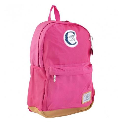Рюкзак подростковый Yes CA 087 розовый 30*47*14 Cambridge (554059)