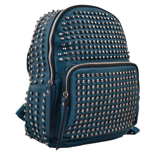 Сумка-рюкзак Yes Weekend 23х21х10 см Зеленый (555180)