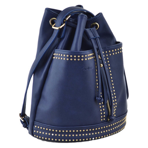Сумка-рюкзак Yes Weekend 30х27х15.5 см Темно-Синяя (554152)
