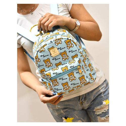 Сказочный рюкзак Baili с принтом мишки (РК-109)