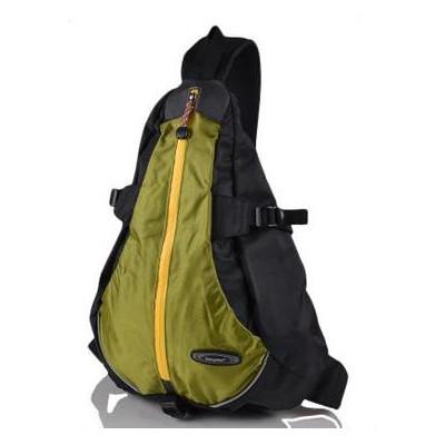 Мужской рюкзак-гитара Onepolar W1305-green