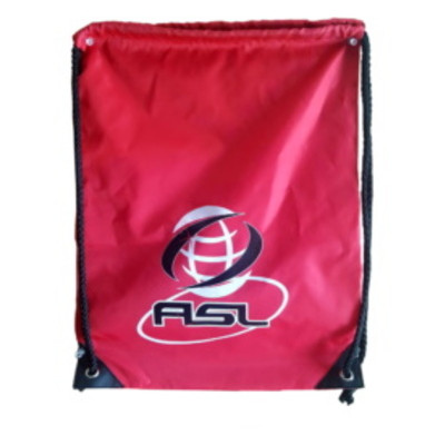 Рюкзак мешок AllSport Labs красный (CN3079)