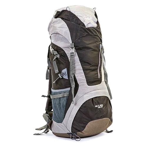 Рюкзак туристический каркасный Color Life 60 л с нижним входом черный (GA-172-BK)