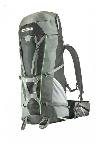 Рюкзак Travel Extreme Spur 33L Black/Green (1060-ТE-А0320BG)