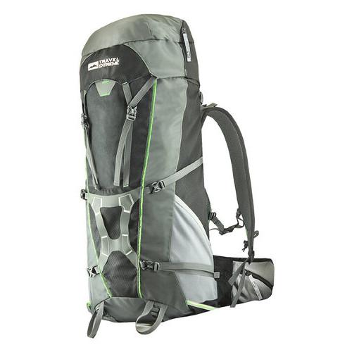 Рюкзак Travel Extreme Spur 42L Black/Green (1060-ТE-А042BG)