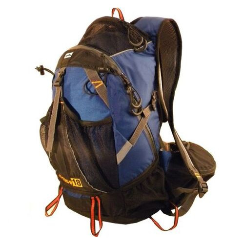 Рюкзак Travel Extreme X-Race 18 L Blue (1060-ТE-А016BL)