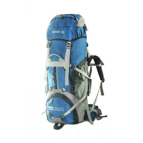 Рюкзак Travel Extreme Denaly 55  Blue (1060-ТE-Р007BL)