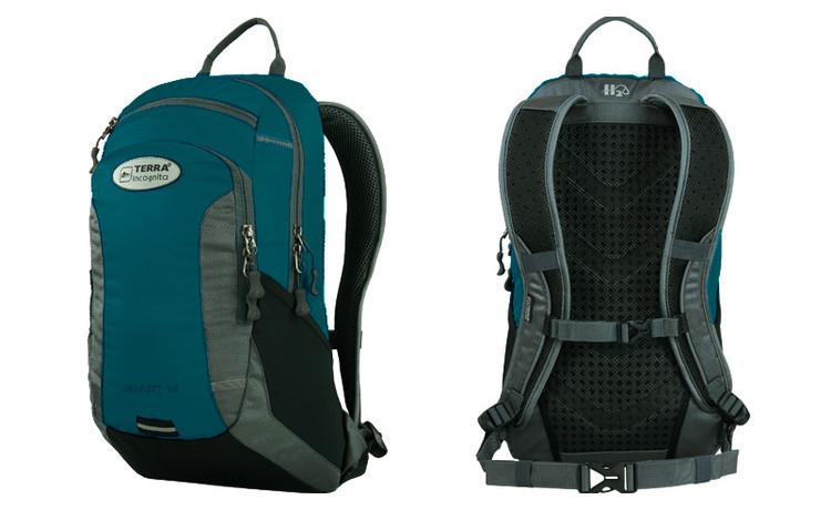Рюкзак Terra Incognita Smart 14 Turquoise (TI-03675)