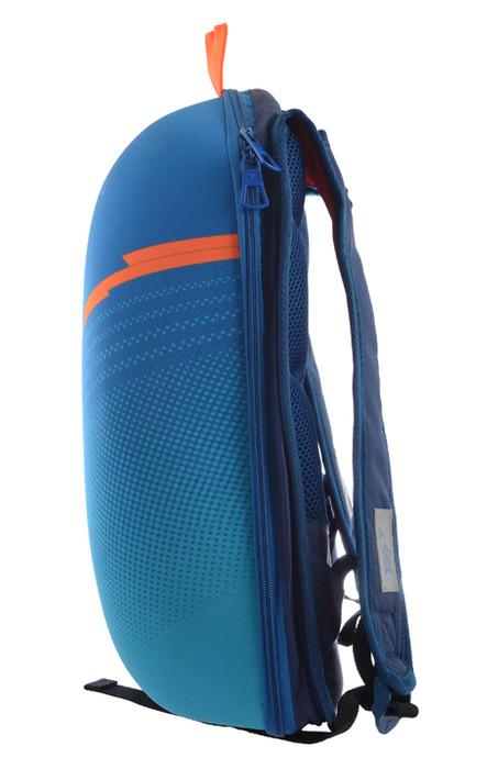 Рюкзак школьный-каркасный Yes T-60 Azure (557285)
