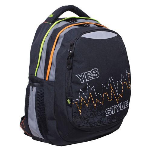 Рюкзак подростковый 1 Вересня Т-22 Pulse 40х34х24 см (552620)
