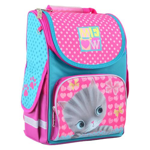 Рюкзак каркасный 1 Вересня H-11 Cat (555294)
