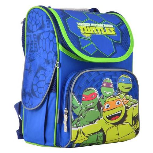 Рюкзак каркасный 1 Вересня H-11 Turtles (555120)