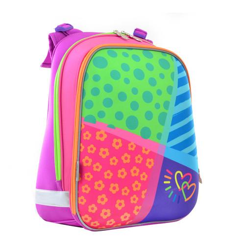 Рюкзак каркасный 1 Вересня H-12 Bright Colors (554581)