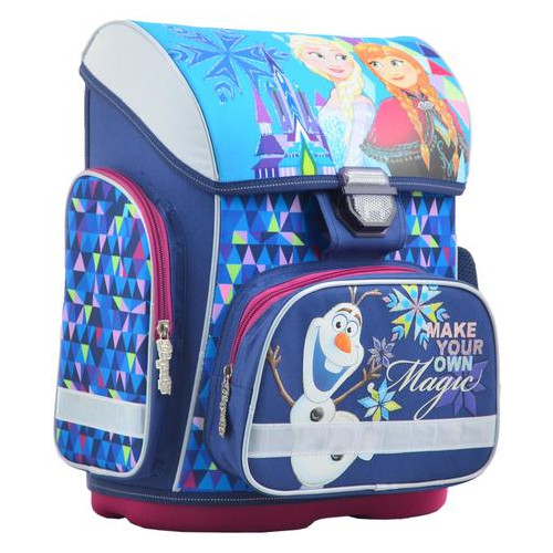 Рюкзак каркасный 1 Вересня H-26 Frozen (554569)