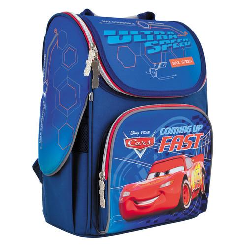 Рюкзак школьный каркасный 1 Вересня H-11 Cars (556154)