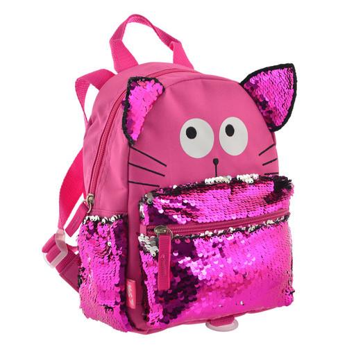 Рюкзак детский 1 Вересня K-19 Funny Cat (556535)
