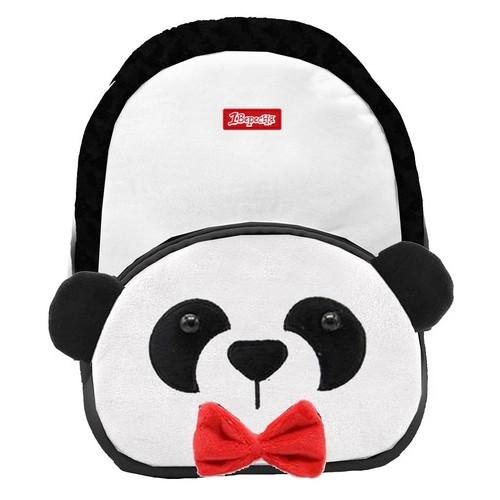 Рюкзак детский 1Вересня K-42 Panda белый (557984)