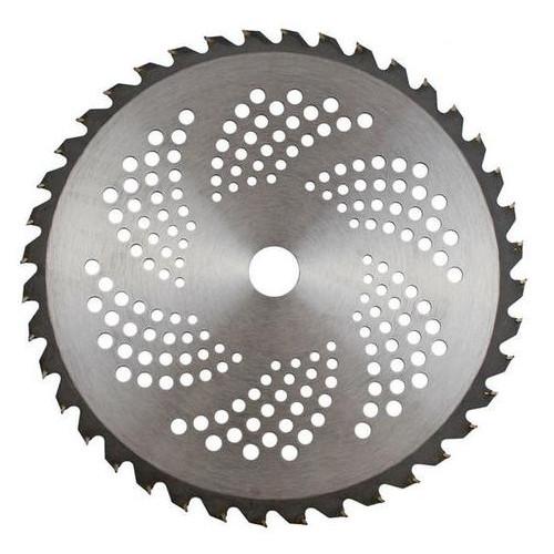 Диск для триммера 10 х 40Т х 25,4 мм с победитовыми напайками (337)